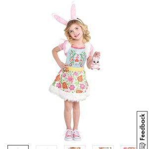 Enchantimals Bree Bunny toddler costume